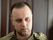 """Pavel Gubarev, """"lidový gubernátor""""."""
