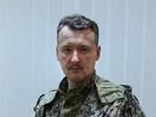 Igor Girkin (Strelkov), ministr obrany Doněcké lidové republiky.