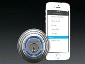 HomeKit od Applu vám vedle hlídání vytápění, osvětlení a dalších, třeba odemkne...