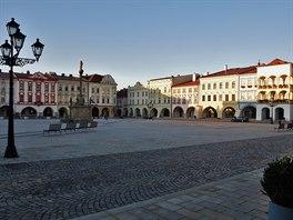 Jedno z nejmalebnějších náměstí v celé České republice najdete v Novém Jičíně