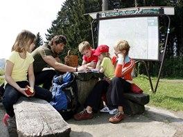 Pohádková krajina Jeseníků láká k prožití jedinečné dovolené s dětmi
