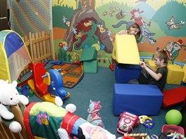 Wellness hotel Diana - dětský koutek