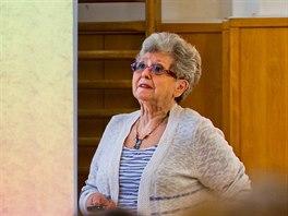 Milena Grenfell-Bainesová  vzpomínala na svého zachránce Nicholase Wintona na...