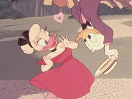 Kačer Donald a jeho láska Daisy