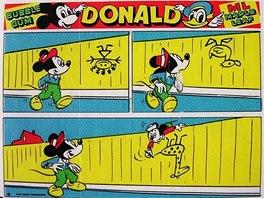 Obrázky ze žvýkaček Donald