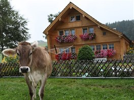 Hosté ve Gstaadu mohou ochutnat také spoustu regionálních delikates, třeba...