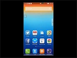 Displej smartphonu Lenovo Vibe Z
