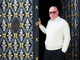 Michael Cukier se zasloužil o rekonstrukci domu od architekta Ferdinanda...