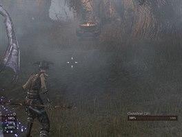 Tajemná mlha na blatech...