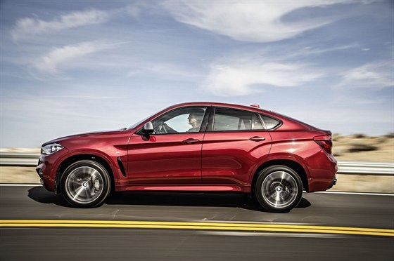 Nov� BMW X6