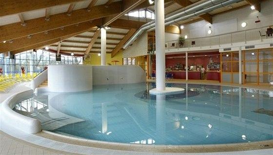 Berounský aquapark Tipsport Laguna