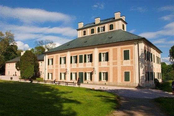 Ratibořický zámek se zapsal do dějin během napoleonských válek