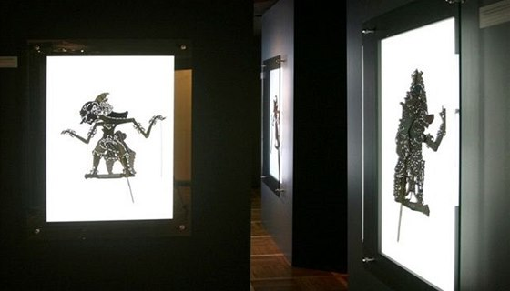 V Muzeu loutk��sk�ch kultur si prohl�dnete loutky z cel�ho sv�ta