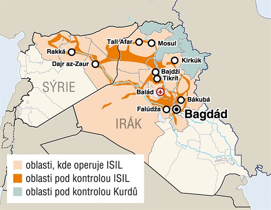 Ofenziva islamistů v Iráku