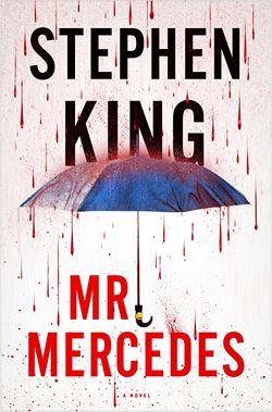 Obálka románu Mr. Mercedes