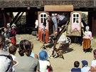 Pohádkové divadelní představení v Historickém centru řemesel a umění Botanicus