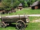 Valašské muzeum v přírodě v Rožnově pod Radhoštěm je nejstarší a nejrozsáhlejší