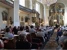 Letní hudební festival Za poklady Broumovska se odehrává ve venkovských