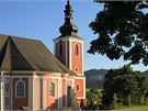 Kostel sv. Maří Magdaleny v Božanově
