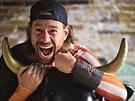 Christian Stevenson alias DJ BBQ je člověk, pro kterého znamená grilování celý život.
