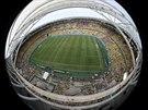 Pohled na stadion Castelao arena ve městě Fortaleza