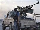 Islamisté postupují směrem na Bagdád (12. června)