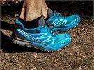 Jako doma jsou boty především v lehkém terénu na lesních a polních zpevněných