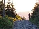 V Beskydech je téměř každý běžec.