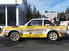 Audi Quattro Stig Blomqvist