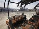 K oběma útokům se přihlásila pákistánská odnož Talibanu. Mezinárodní letiště v...