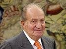 Juan Carlos I. p�evzal vl�du nad �pan�lskem v roce 1975 pouh� dva dny po smrti dikt�tora Franca.