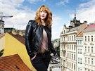 Slovenská herečka s maďarskými kořeny Vica Kerekes