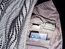 Neviditelný kabát - nepropustí žádné rádiové vlny