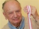 Karel Procházka - vyznamenání skaut 1