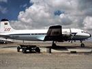 Douglas C 54D Frigorificos Reyes.
