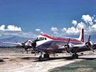 Douglas C 54G společnosti NEBA.