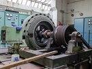 Křižíkův generátor pracuje od roku 1926.