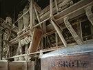 V Janderově pracuje mlýn bez atomatické techniky.
