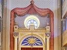 Slavnostní otevření Staré synagogy v Plzni.