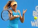 Daniela Hantuchová na turnaji v Birminghamu