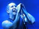 Nine Inch Nails otevřeli 11.6. 2014 nový pražský koncertní prostor Forum Karlín.