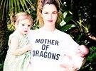 Drew Barrymore poprvé zapózovala s oběma dcerami, dvouletou Olivií a...