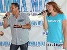 Hana Holi�ov�, Pavel V�tek a Michaela Noskov� si zahraj� v muzik�lu Mamma Mia!