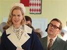 Nicole Kidmanová ve filmu Grace, kněžna monacká