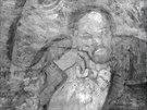 Identitu muže na Picassově skrytém portrétu se dosud nepodařilo prokázat.