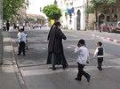 Ve čtvrti Me'a Še'arim v Jeruzalémě se vrátíte do 19. století
