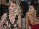 Melanie Griffithová se zatřeným tetováním a Eva Longoria na filmovém festivalu...