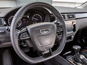 ��nsk� Qoros 3 Sedan