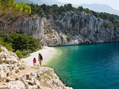 Makarská, Chorvatsko