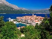 Korčula, Chorvatsko